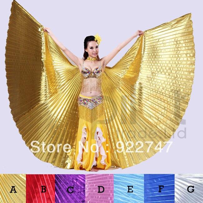 Платье с крыльями для танца