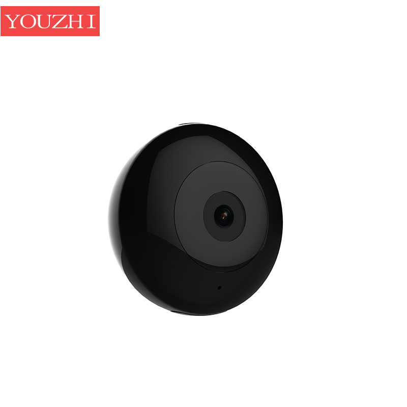 Coin Size WIFI Camera Night Vision P2P Video Cookycam HD C2 1MP Motion Detection Camsoy battery Camcorder wireless Camera YOUZHI title=