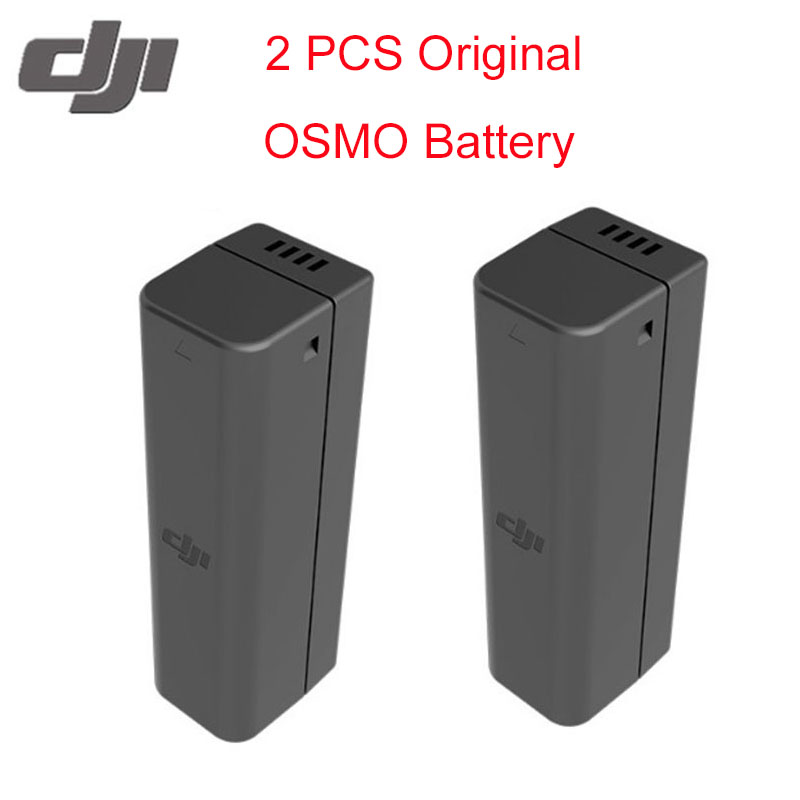 2 PCS Original DJI Osmo Intelligent Battery for OSMO Handheld 4K Gimbal Extra Accessories