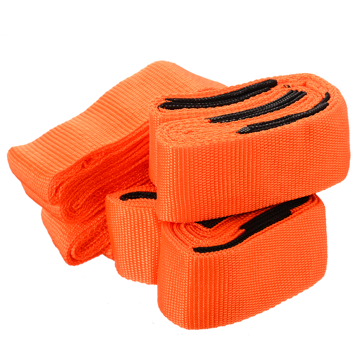 4Pcs Useful Lifting Moving Straps Harnesses Heavy Duty Furniture Cargo Movers Carry Rope Aid Shoulder Belt