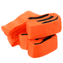 цена 4Pcs Useful Lifting Moving Straps Harnesses Heavy Duty Furniture Cargo Movers Carry Rope Aid Shoulder Belt