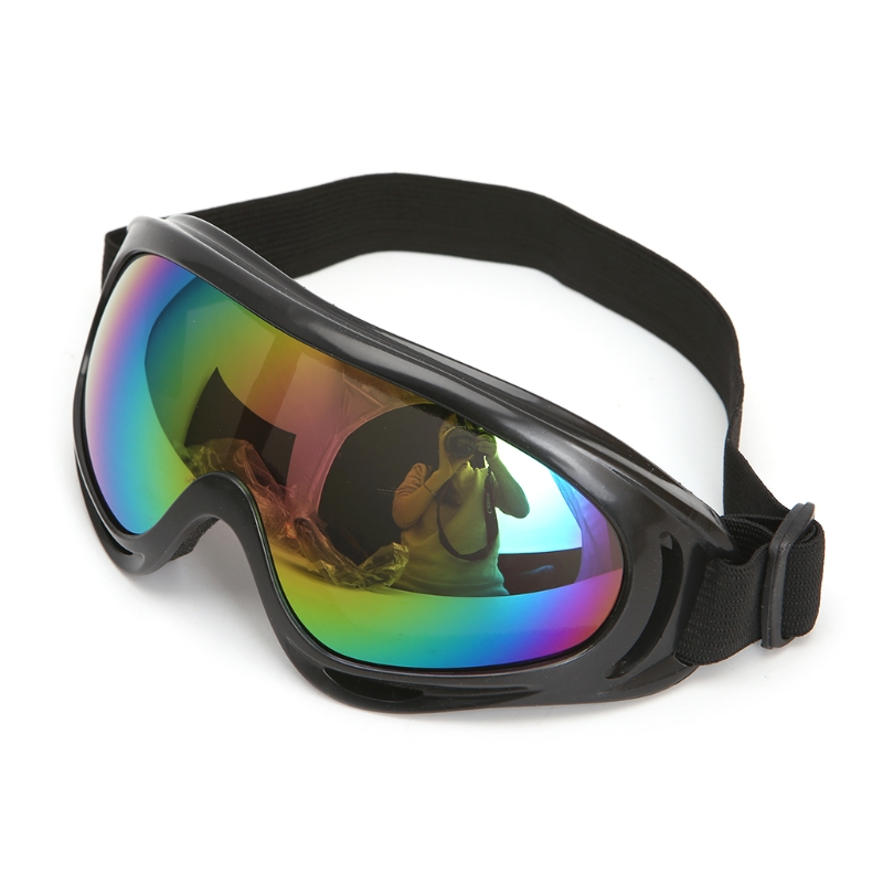 Outdoor Safety Glasses Goggles Windbreak Sandproof Eye Protector Skiing Eyewear Safety Goggles Workplace Safety Supplies