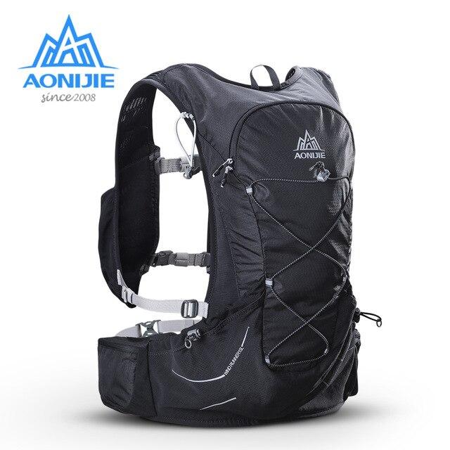 AONIJIE C930 sac à dos d'hydratation léger extérieur sac à dos gratuit 3L vessie d'eau pour la randonnée Camping course Marathon