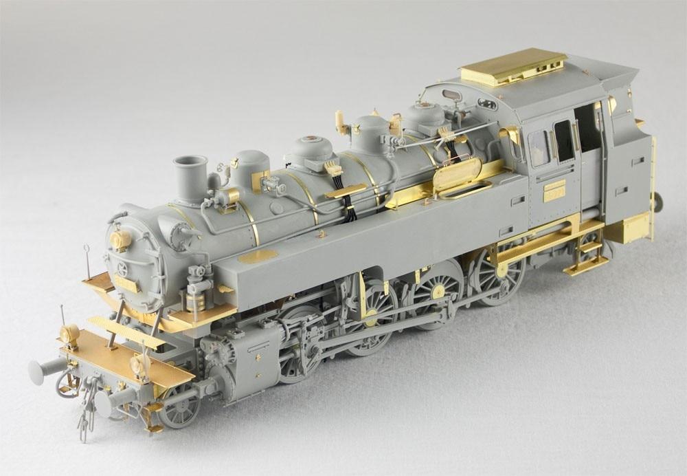 1/35  Br86 Detail Set (for Trumpeter 00217), No Include Train,Read Description