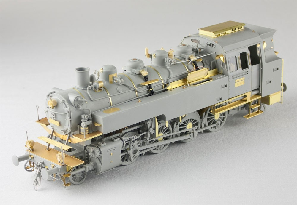 1/35 Br86 detail set (for <font><b>Trumpeter</b></font> 00217), No Include Train,Read Description image