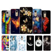 Cover Voor Lg K8 2017 Eu Versie Case Boter Ontwerp Silicone Soft Tpu Shell Voor Lg K8 2017 Back Cover fundas Lg X240 Capa(China)