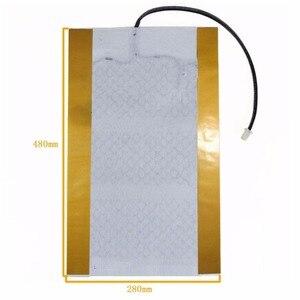 Image 5 - 무료 배송 2 석 도요타 좌석 방수 히터 탄소 섬유 원래 자동차 좌석 히터 12 v 설치 도구에 적합