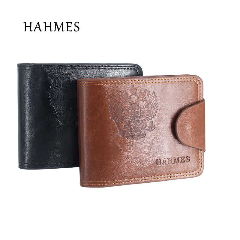 NEW Men Hasp Wallet Coin Purses  Wallets For Man High Quality Big Capacity Credit Crads Holders Money Bag Free Shipping