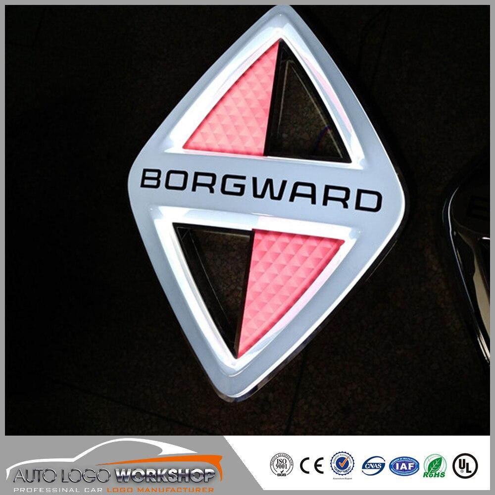 Led Auto Logo Und Namen 3d Auto Logo Zeichen Blog Store