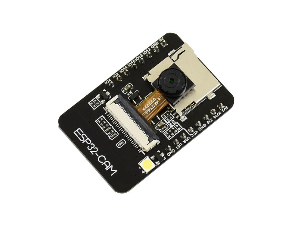 Original Ai-Thinker  ESP32-CAM, Camera Module Based On ESP32, OV2640 Camera Included