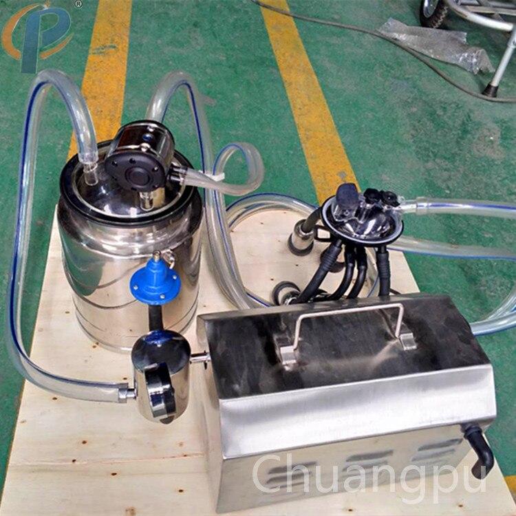 Стабильный вакуумный насос корова доильный аппарат для продажи