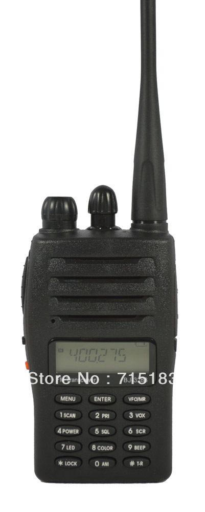 UHF 400-470MHz 128CH 4W BJ-3288 Professional Portable Two-way Radio With LCD And Keypad