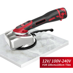 100cm  Professional Tiling Tool 12V Tile Leveling Machine Construction Tools Tile Vibrator Pressure Tool Carrelage Outil