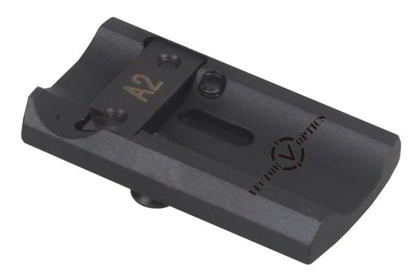 Beretta 92 Pistol Mount Acom 2