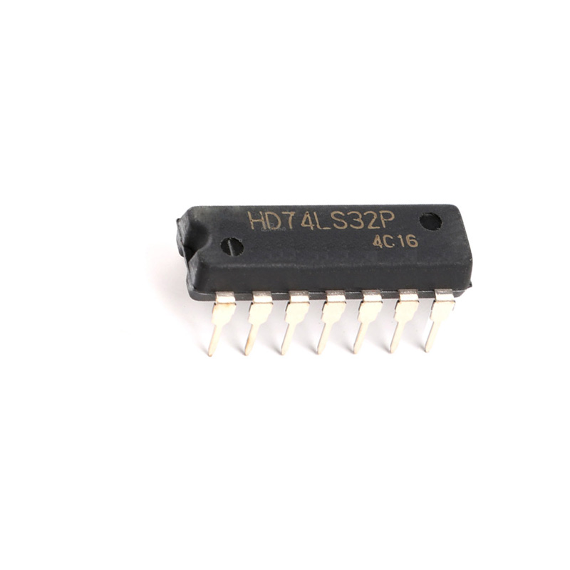 US $8 79 11% OFF|10pcs/lot 74LS32N 74LS32 DIP 14 Logic IC 74 Series New and  Original-in Integrated Circuits from Electronic Components & Supplies on