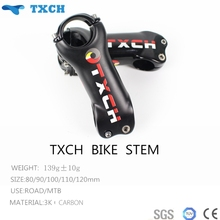 Newest Txch Full Carbon Stem Bicycle Parts Cycling Stem Gloosy/matte Free Shipping