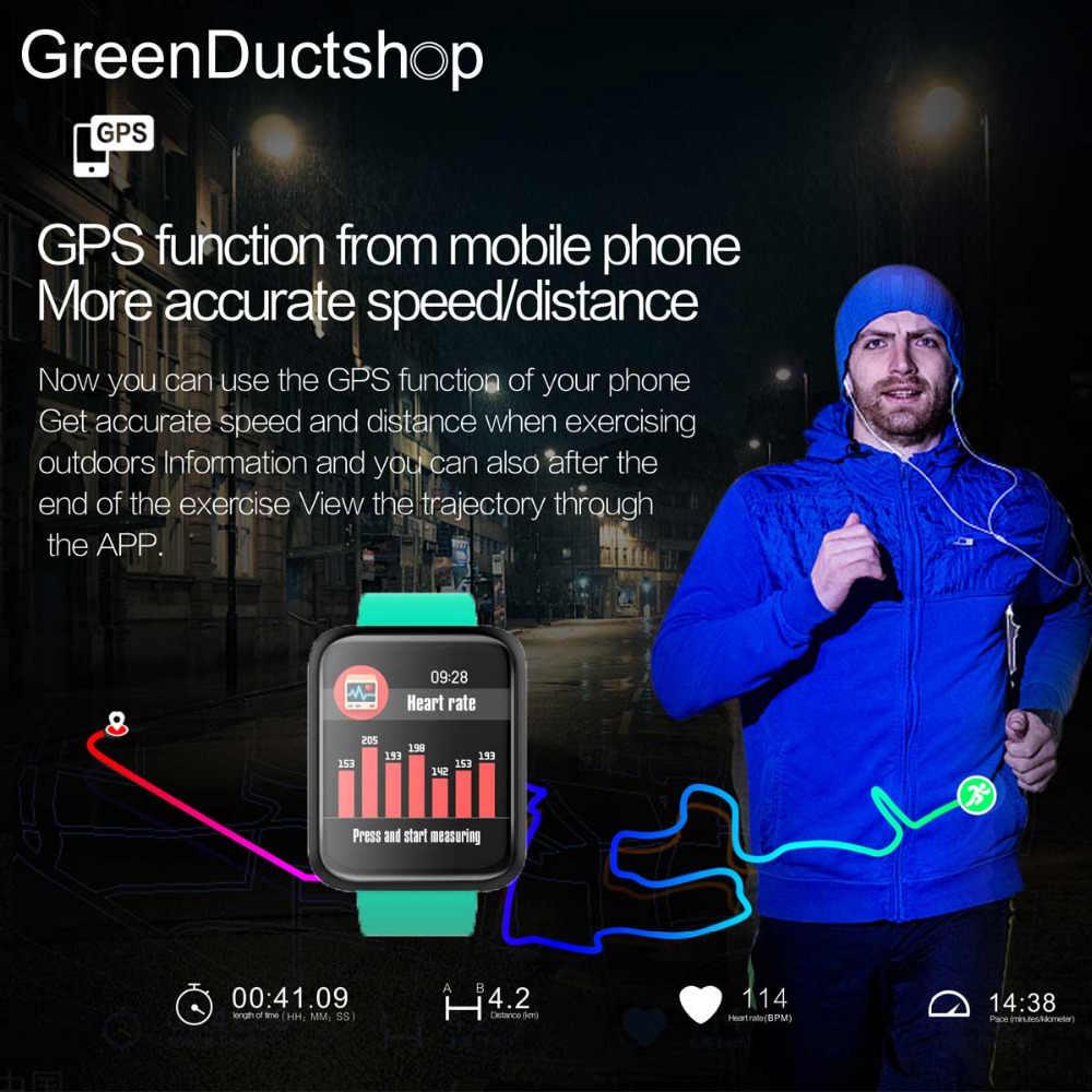 Gagafeel Sport3 Смарт-часы цветной экран мониторинга сердечного ритма умный Браслет Fintness Смарт наручные часы для Android и IOS