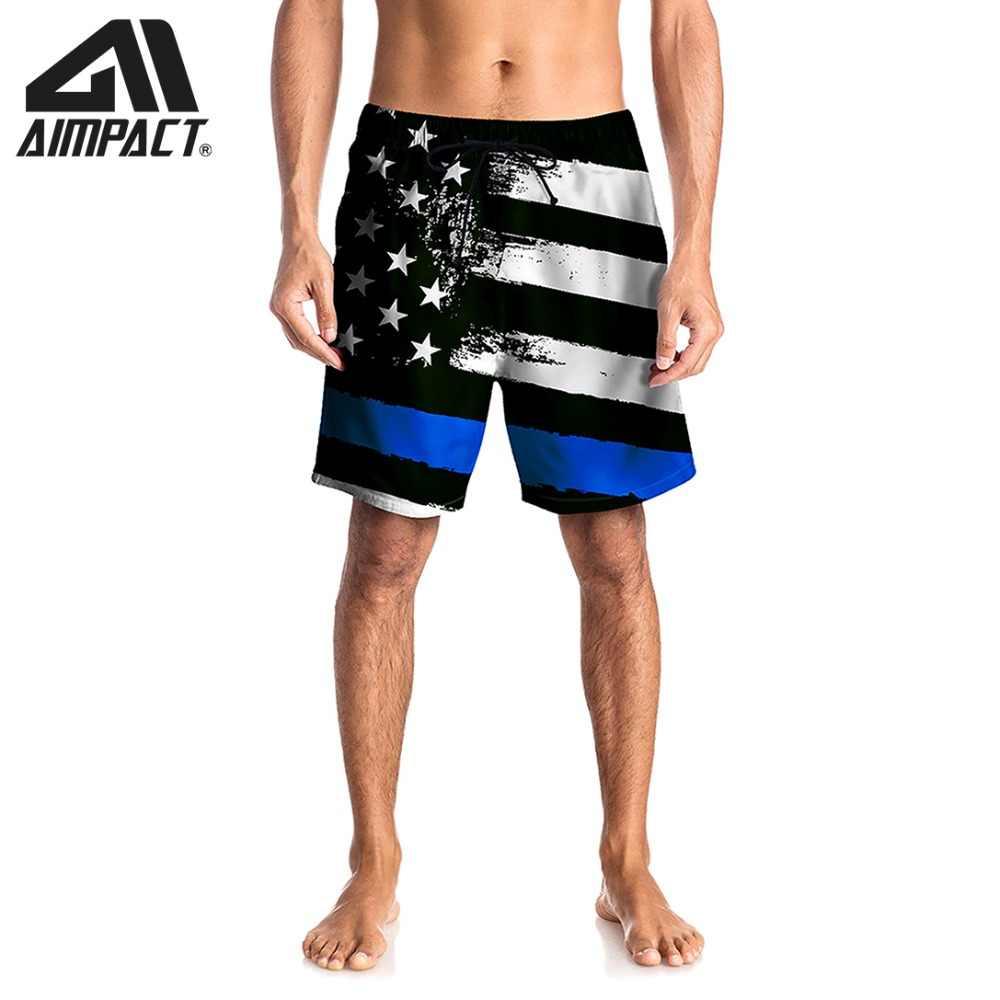 Quick Dry Board Shorts für Männer Klassische Flagge Sommer Urlaub Strand Surf Freizeit Schwimmen Stamm Lässig Pool Laufende Hybird Kurze AM2131
