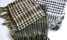 Arab Keffiyeh Shemagh Scarf Military Tactical Scarves