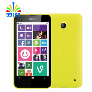 "Nokia Lumia 635 Windows Phone 4.5 ""screen Quad Core 1.2 GHz 8G ROM 5.0MP WIFI GPS"