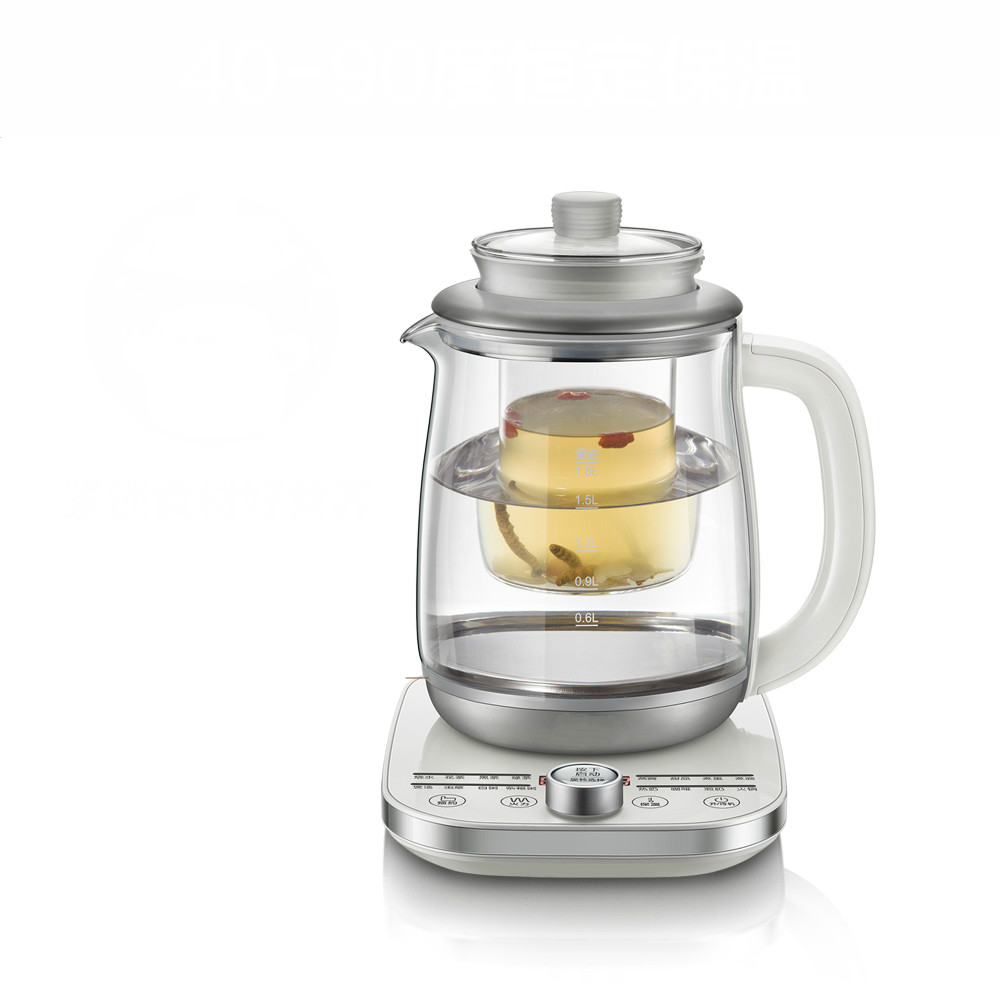 stews fully automatic thickened glass, the tea pot boiled / Electric kettle Anti-dry Protection