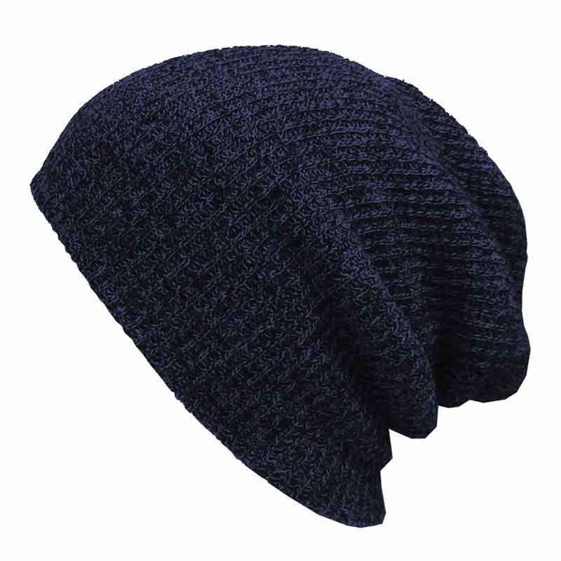7 Colors Winter Beanies Solid Color Hat Unisex Plain Warm Soft Beanie Skull Knit Cap Hats