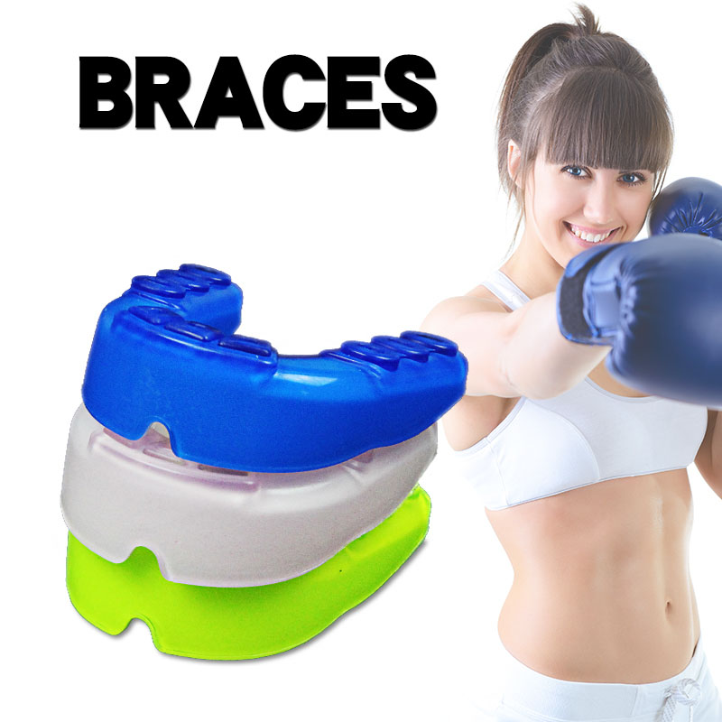 Mouthguard Mouth Guard Gum Shield Oral Grinding Teeth for Boxing MMA Basketball