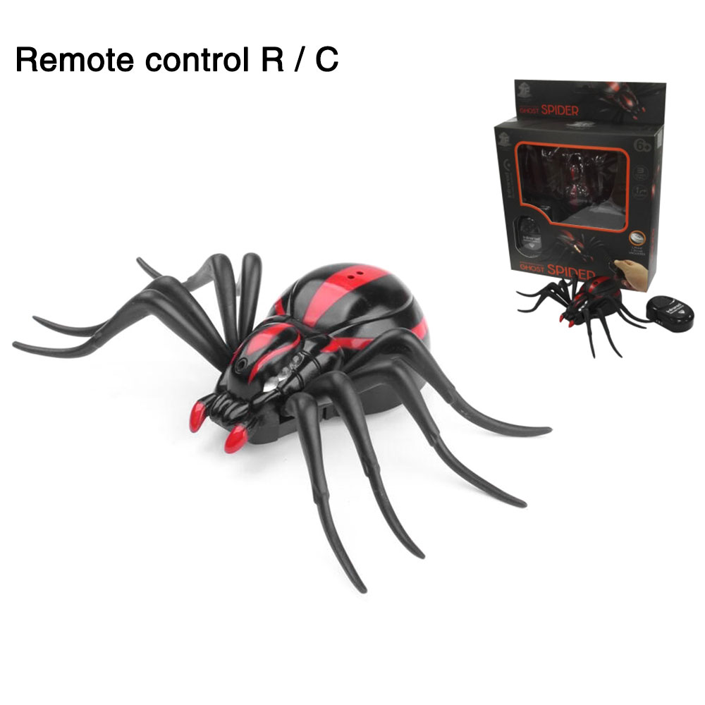 Interactive Simulation Spider Electronic Components Developmental Rc This Excellent Simulator Includes All And Model Toy Intellectual In Robots Animals From Toys Hobbies