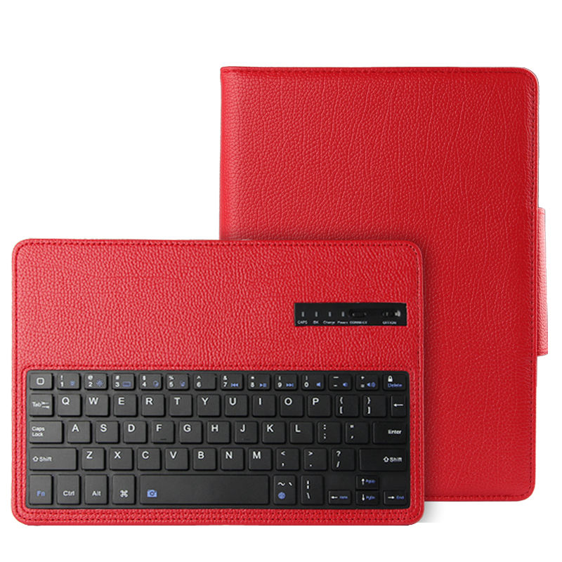 "Case For Apple iPad Air 2 9.7 Protective Wireless Bluetooth keyboard Smart cover Tablet For air2 iPad 6 9.7""PU Leather Case"