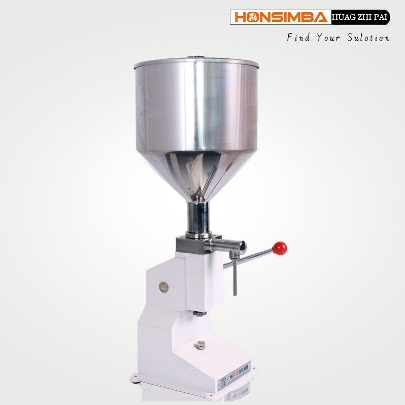 Manual cream filling machine /hand operate body cream filling machine new manual filling machine for cream