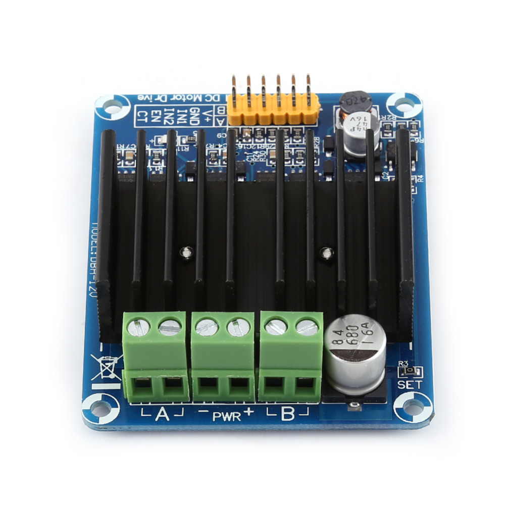 New Arrival DC5-12V 0A-30A Dual-channel H bridge Motor Driver Board Module пудра на минеральной основе innisfree no sebum mineral pact