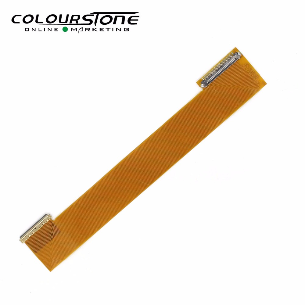 New 15.6  Laptop LCD Screen LED 40 pin left to right converter cable free shipping free shipping b125xtn02 0 lp125wh2 tpb1 hb125wx1 201 for dell e7240 e7250 lcd screen edp 768 30 pin left right 3 screw holes