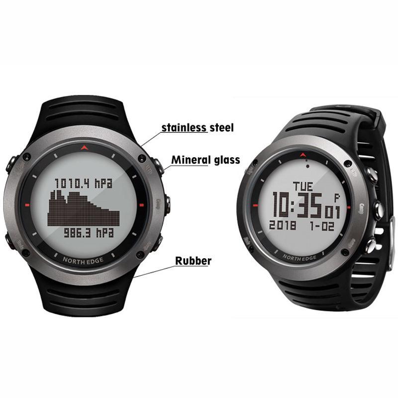Монитор Сердечного Ритма Смарт часы с шагомером Спорт на открытом воздухе wifi gps умные часы емкостный сенсорный экран 5 Мп Смарт часы с камеро... - 6