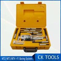 Vida longa da ferramenta mt3 m12 arbor f1-12 50mm cabeça chata e 9 pçs 12mm barras chato cabeça chata conjunto 3/4 f1 cabeça chata