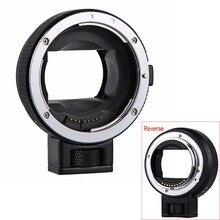 EF NEX Lấy Nét Tự Động Chuyển Đổi Ống Kính cho Canon EOS EF EF S Ống Kính Sony E NEX Full Khung A7 A7II A7R a7SII A6000 A6300 A6500 NEX 7/6/5