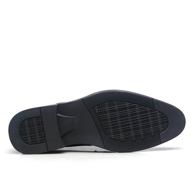 Homem Crocodilo Marrom Brogue 48 Homens Grife Sapatos Size Couro Padrão Vestido Negros Preto Up Moda marrom De Errfc Plus Lace 47 7F8wqn7v