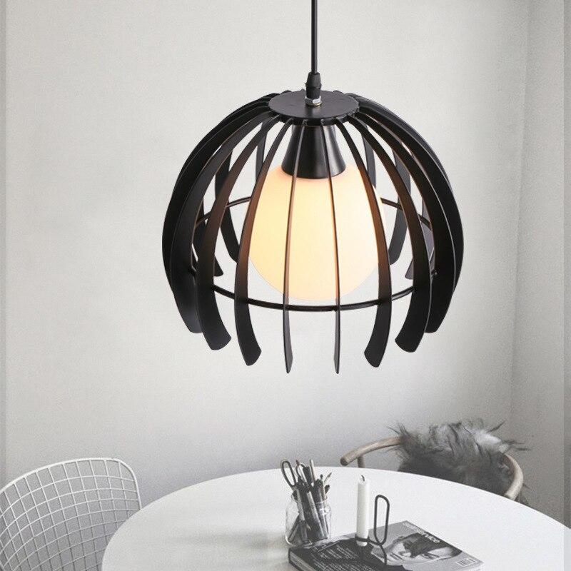 ФОТО Modern Pendant Glass Inside Mirror Chandelier Light E27 Bulb LED Pendant Lamp Glass Ball indoor Home Lighting WPL223