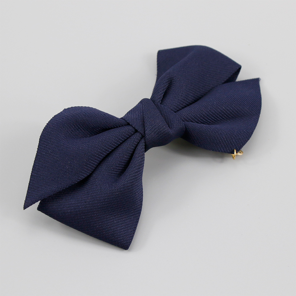 New Arrival Big Solid Cloth Bows Hair Clips Hairpins Hair Accessories for Women Girl Wedding Hair Jewelry ...