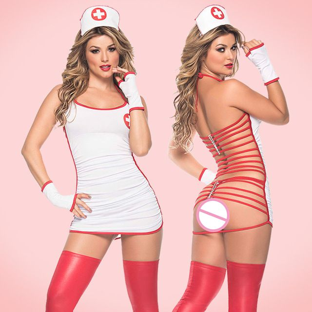 Медсестра в бинтах порно