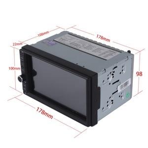 """Image 5 - داسايتا 2 الدين أندرويد 10.0 AutoRadio 7 """"العالمي سيارة لا تحديد مواقع لمشغل أقراص دي في دي ستيريو الصوت رئيس وحدة دعم DAB DVR OBD"""