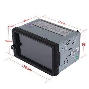 """Image 5 - Dasaita 2 DIN Android 10.0 AutoRadio 7 """"uniwersalny samochód bez odtwarzacza DVD GPS Stereo Audio jednostka główna wsparcie DAB DVR OBD"""