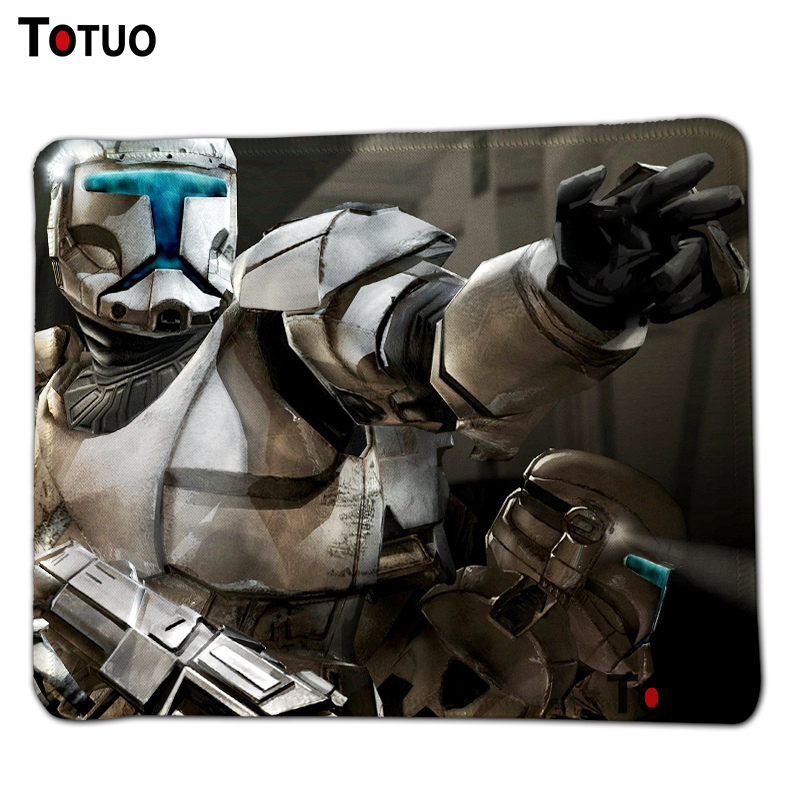 1pcs video republic Printing Pattern DIY Custom Made Soft Desktop Pad Mousepads Optical Computer Mouse Mat Gaming Mice Pads