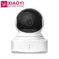 Xiaomi YI Cloud Dome Camera Wifi IP Camera Pan/Tilt/Zoom 1080P HD Baby Monitor Home Surveillance Security Camera Night Version