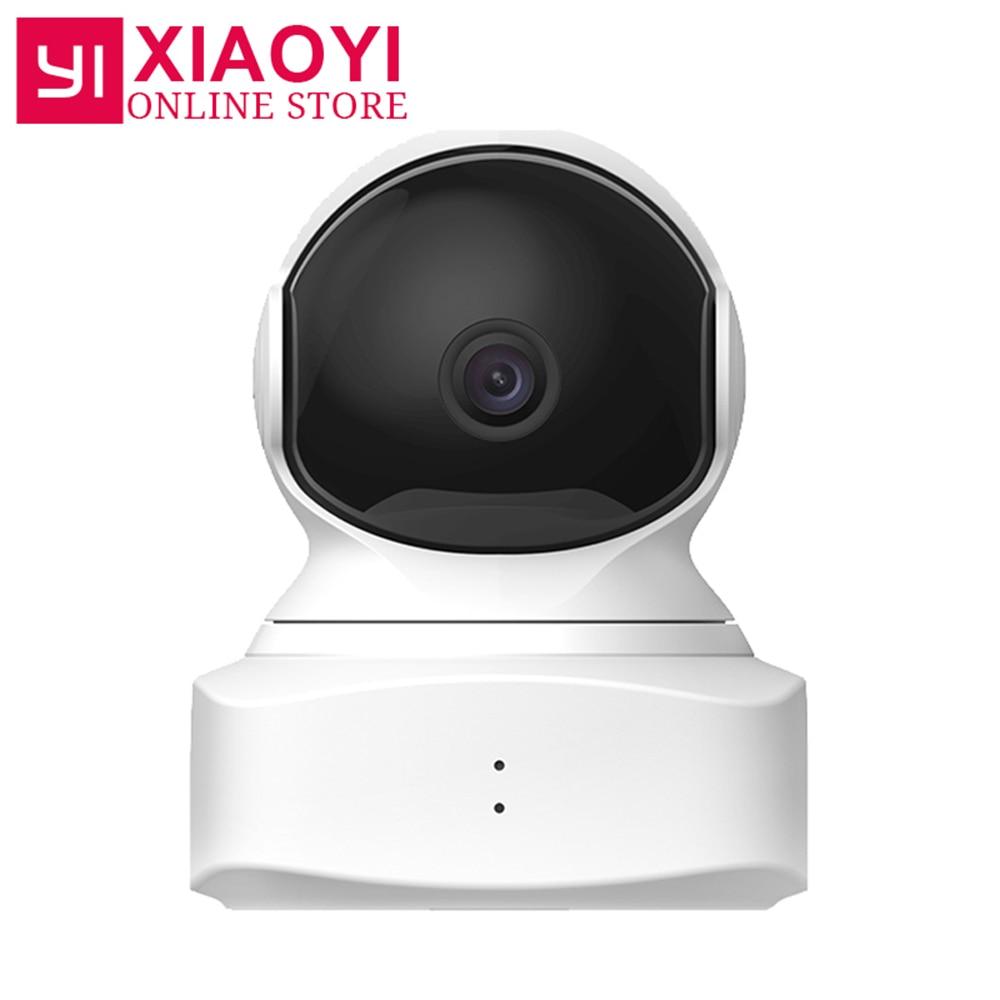 Xiaomi YI caméra dôme nuage Wifi caméra IP panoramique/inclinaison/Zoom 1080 P HD moniteur bébé Surveillance à domicile caméra de sécurité Version nocturne