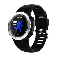IP68 Smart Watch Swimming Waterproof Multi sport Modes Heart Rate Monitoring For Cycling Running Walking Swimming Climbing