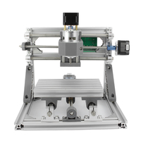 DANIU Mini CNC 2418 Engraving Machine 3axis Pcb Milling Machine Metal Wood Carving Machine Cnc Router GRBL Contro For DIY