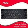 IT Итальянский клавиатура для MSI Wind U135 U135DX U160 U160dx U180 V103622AK1 S1n-1ERU2b1 V103622CK1 клавиатура ноутбука
