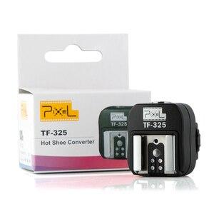 Image 5 - INSEESI IN560IV PLUS flash inalámbrico speedlite y Pixel TF 325 Adaptador de zapata para Sony A65 A77 A57 A100 A200 A300 A350 A380 A500