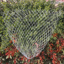 Lightweight Nylon Fishing Nets Collapsible Rhombus Mesh Hole 3Sizes Depth Folding Dip Solid String Landing Net