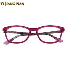 Yi Jiang Nan Brand Women Eye Glasses Men's Eyeglasses Frames Prescription Spectacles Big Circle Fashion Trend Eyewear ткаченко а а ред демографическая энциклопедия